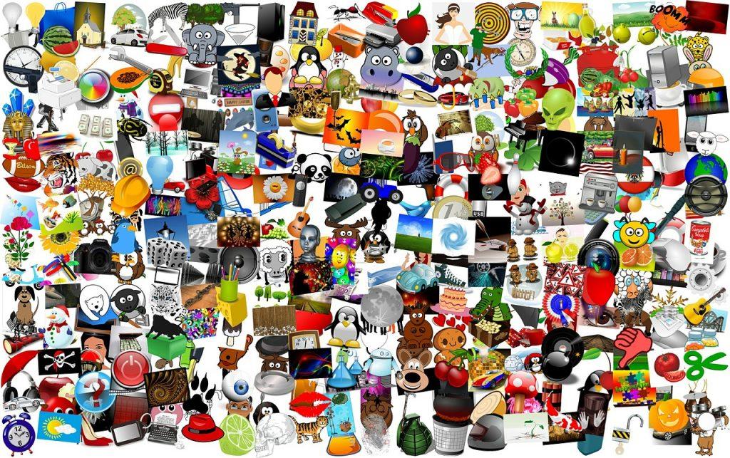 diversidad de imagenes para sitio web