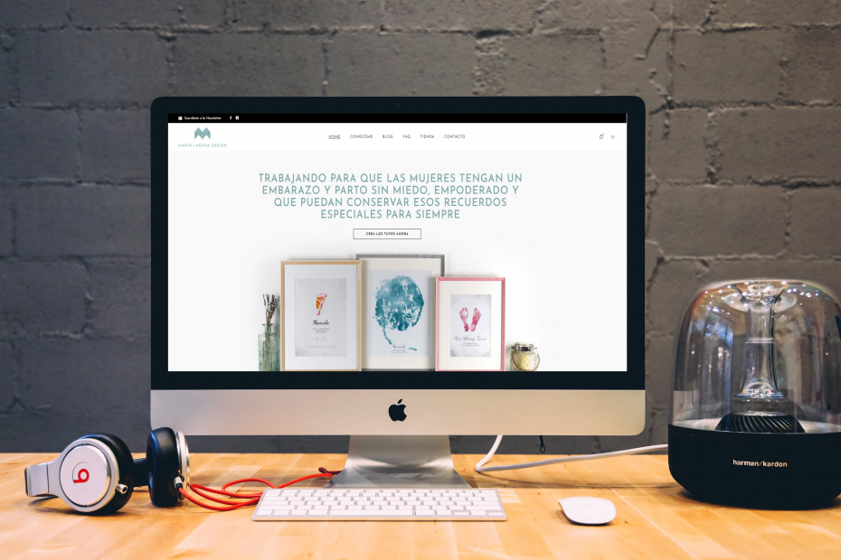 diseño web para bloggers